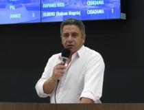 Vereador solicita desinfecção nas proximidades da UPA e dos hospitais