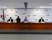 Romeu Zema anuncia a utilização de telemedicina no combate à Covid-19