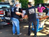 Polícia Civil serve à comunidade acadêmica da Região
