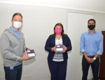 CBMM doa testes rápidos de Covid-19 para a Secretaria de Saúde de Araxá