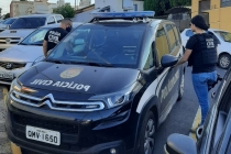 Operação contra o narcotráfico cumpre mandados de prisão e de busca e apreensão em Araxá