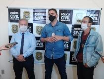 Polícia Civil prende na Bahia suspeito de comercializar e distribuir drogas sintéticas no Triângulo Mineiro, Alto Paranaíba e Estados da Federação