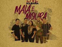 """Banda """"Maia e Moura"""" vai realizar Live Solidária em prol do SOS Araxá"""