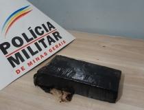 Menores são apreendidos por tráfico de drogas em Araxá