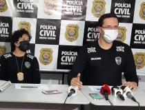 Polícia Civil fala sobre novas prisões da Operação Malebolge
