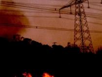 Queimadas causam danos e interrompem o fornecimento de energia na região do Triângulo Mineiro