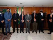 Privatização da Codemig é debatida entre o Governo de Minas e Presidência da República