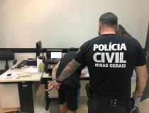 Estelionatário do Mato Grosso é preso em São Gotardo após aplicar golpes na região do Alto Paranaíba