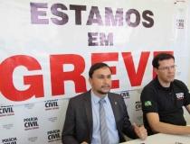 Polícia Civil de Minas Gerais em Greve