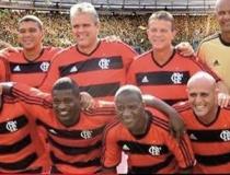 Equipe master do Flamengo vai participar do Futebol do Amor