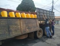Polícia Civil recupera plataforma de milho avaliada em R$ 100 mil, furtada em Perdizes