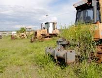 Situação do maquinário prejudicou início dos serviços urbanos em Araxá