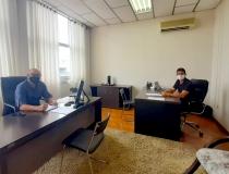 Prefeitura tem primeira troca de secretariado