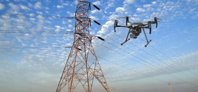 Cemig utiliza drones na inspeção de redes rurais