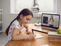 10 dicas para melhorar o desempenho do seu filho nas aulas on-line