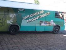 "Araxá recebe ""Caravana da Produtividade"
