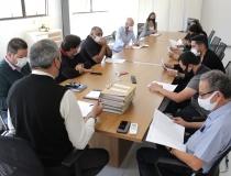 """Prefeitura se reúne com famílias vítimas do """"loteamento"""" Nosso Lar"""