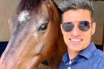 Suplementaçãonutricionalde qualidade comprovadamente melhora orendimentodos cavalos em provas, afirma treinador de hipismo