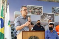 Romeu Zema participa de inauguração de Pronto Socorro em Patrocínio