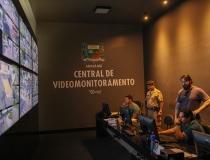 Bairros serão  prioridade na ampliação do videomonitoramento