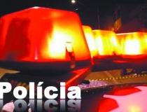 Homem vai preso por homicídio tentado no Bairro Novo Santo Antônio
