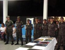 Homenagem ao Tenente Francisco Matias de Oliveira